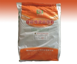 江苏4%肉牛预混料